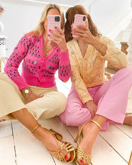 @liketoknow.it #liketkit http://liketk.it/3fHrK link Asos jeans, gold sezane sandals