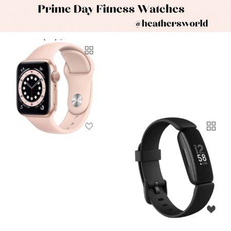 Prime day fitness watches   #primeday #applewatch #fitbit #fitness #lktit   #LTKunder100 #LTKfit #LTKsalealert