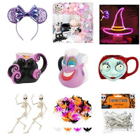 Amazon Halloween finds Random amazon Halloween finds Halloween mug Disney Halloween  Halloween fun    #LTKunder50 #LTKkids #LTKSeasonal