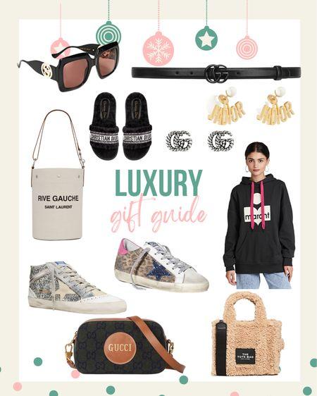 Luxury gifts - Gucci, YSL, Golden Goose + more!   #LTKHoliday #LTKstyletip #LTKGiftGuide