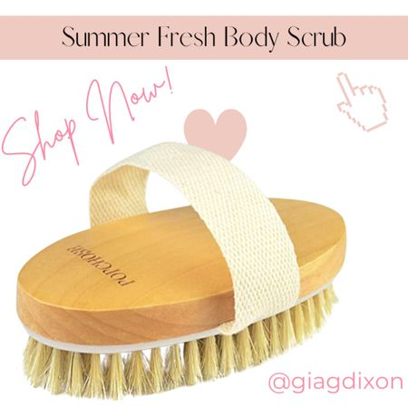Summer fresh scrubs for your Body ody ody ody ody ody ody  If we could list the endless visualizations that come to mind when it comes to a fabulous summer body it would simply come down to being: 1.Hydrated 2.Silky smooth 3.Glowing - maybe even tan 4.Relaxed from summer vacation   #LTKtravel #LTKSeasonal #LTKbeauty