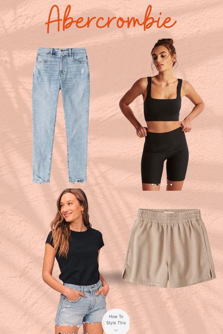 Deals of the Day - Abercrombie  Including my most worn, favorite high rise jeans!   #LTKunder100 #LTKsalealert #LTKstyletip
