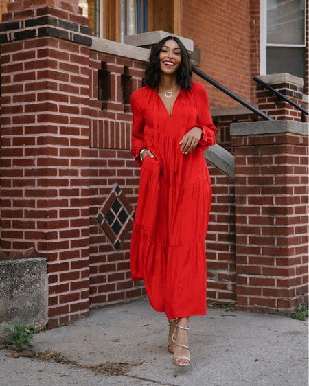 Holiday dress http://liketk.it/32Ckf #liketkit @liketoknow.it #LTKsalealert #LTKgiftspo #StayHomeWithLTK