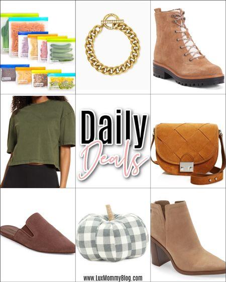 Daily deals!  #LTKunder50 #LTKunder100 #LTKsalealert