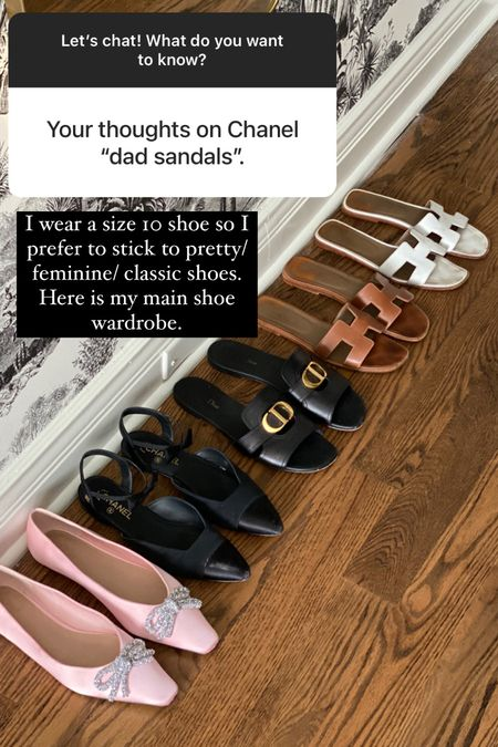 I prefer to purchase timeless classic feminine shoes. These are the exact shoes that I wear all of the time both in this photo and tagged below. You will see that I buy both designer shoes and very inexpensive shoes. I splurge where I need to and save where I can.  #LTKunder100 #LTKtravel #LTKworkwear