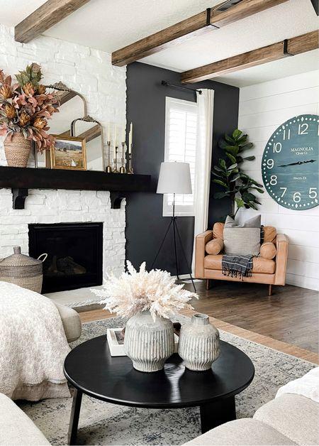 Fall living room decor   #LTKSeasonal #LTKHoliday #LTKhome