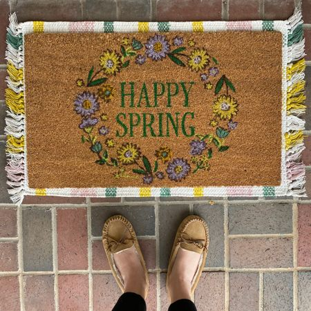 Target style, target home, threshold, front porch decor, front porch, spring refresh, spring porch, target does it again http://liketk.it/3b9Dm #liketkit @liketoknow.it #LTKSpringSale #StayHomeWithLTK #LTKunder50