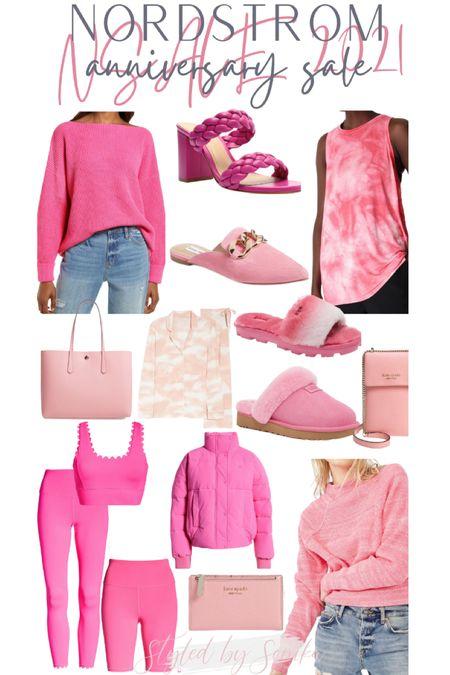 NSALE Nordstrom Anniversary Sale pink   #LTKsalealert #LTKitbag #LTKshoecrush
