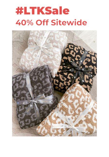 The styled collection Buttery soft blanket Barefoot dreams dupe   #LTKHoliday #LTKsalealert #LTKSeasonal