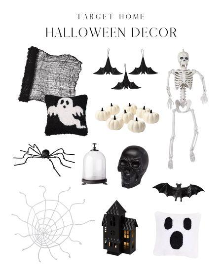 Target Halloween decor !   #LTKsalealert #LTKSeasonal #LTKHoliday