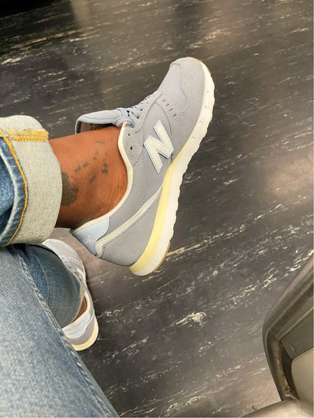 New balance sneakers with the perfect shade of accent color and neutral gray   #LTKshoecrush