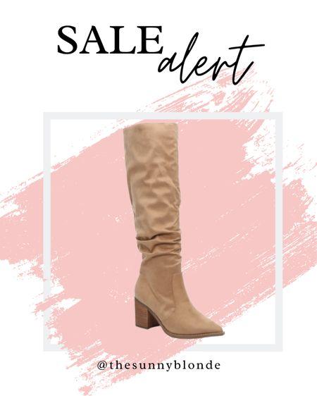 Sale alert! Fall bootie edition 🍂  #LTKSeasonal #LTKunder100 #LTKsalealert