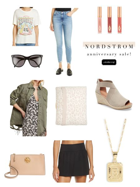 It's that time of year again!! The Nordstrom anniversary sale preview went live today and there is SO MUCH GOODNESS! I'll be linking my wishlist as I comb through the hundreds of pages of sale items! Stay tuned for more! http://liketk.it/3j95H #liketkit @liketoknow.it #LTKsalealert #LTKshoecrush