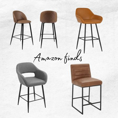 Shop the perfect counter stool on Amazon    http://liketk.it/3i91C   #liketkit #LTKhome #stools #amazon  @liketoknow.it @liketoknow.it.home   Follow me on the LIKEtoKNOW.it shopping app to get the product details for this look and others