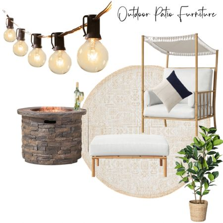Outdoor decor for summer. Patio furniture, outdoor furniture, Target outdoor furniture, amazon outdoor furniture. http://liketk.it/3hpAo #liketkit @liketoknow.it