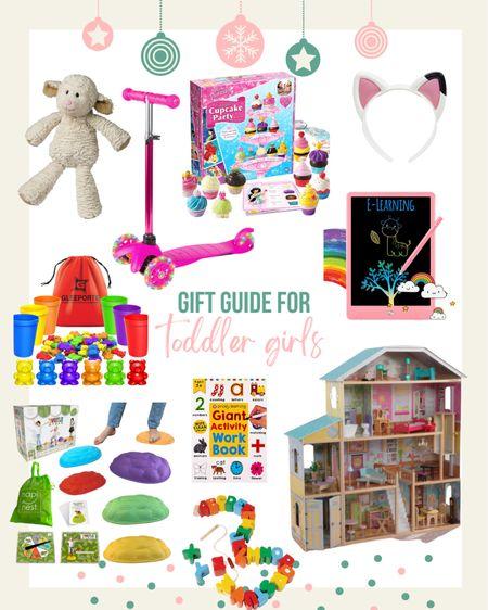 Gift guide for toddler girls!   #LTKGiftGuide #LTKkids #LTKHoliday
