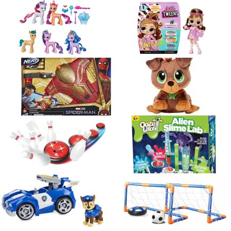 Holiday gift ideas for kids under $25! Lots of fun indoor and outdoor toys for both boys and girls, could be used as stocking stuffers as well.  #LTKunder50 #LTKGiftGuide #LTKHoliday
