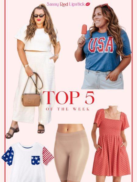 this week's top 5 most popular items! http://liketk.it/3gXUU #liketkit @liketoknow.it #LTKcurves #LTKunder50 #LTKunder100