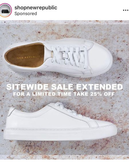 Killer sale going on right now. These are the most versatile pair of shoes a guy can own. http://liketk.it/2Ow2r #liketkit #LTKsalealert #LTKmens #LTKunder100 @liketoknow.it
