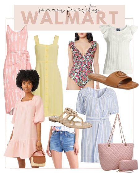 Walmart restocked a ton of my go to summer favorites recently!   #LTKSeasonal #LTKstyletip #LTKsalealert