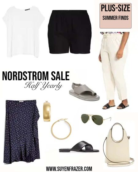 Nordstorm Sale, Half Early Sale, Plus-size Summer Finds, Suyen Frazer http://liketk.it/3gnsW #LTKsalealert #LTKcurves #LTKunder50 #liketkit @liketoknow.it @liketoknow.it.europe @liketoknow.it.family @liketoknow.it.home