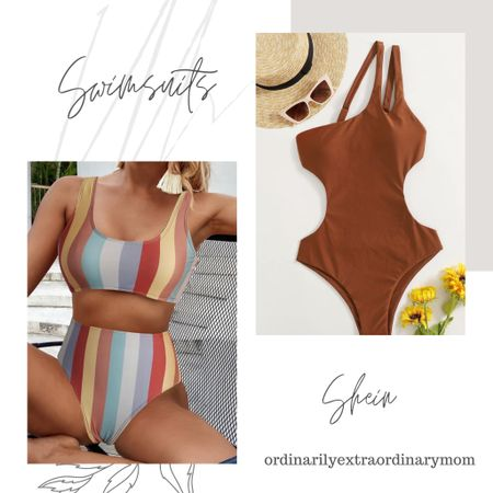 Shein Summer Swimsuits  http://liketk.it/3ftVe #liketkit @liketoknow.it #LTKswim #LTKunder100 #LTKtravel