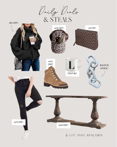 Today's best daily deals and steals!   #LTKstyletip #LTKsalealert #LTKunder50