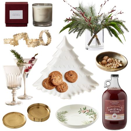 Too early? We say never! Sharing some of our favorite picks for entertaining this holiday season 🎄♥️   #tssedited #thestylescribe #entertaining #hostess #host #holidaydecor #christmas #bar #cocktails #merry  #LTKhome #LTKHoliday