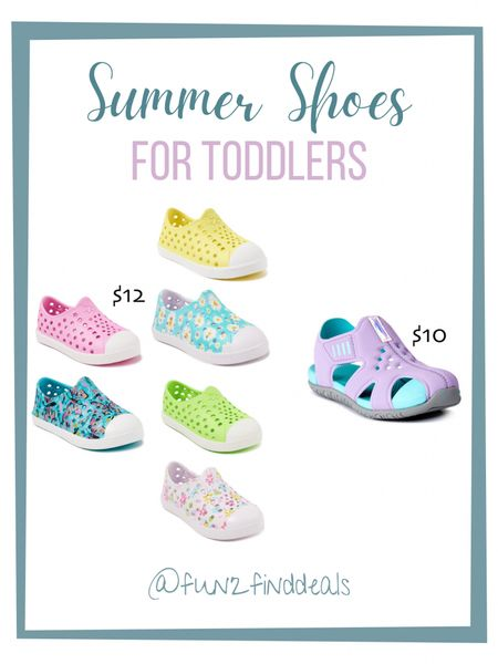Toddler shoes for summer that don't break the bank! ❤️ Screenshot this pic to get shoppable product details with the LIKEtoKNOW.it shopping app #summer #budgetfriendly #toddlershoes #toddler #LTKkids #LTKbaby #LTKfamily http://liketk.it/3cizI #liketkit @liketoknow.it