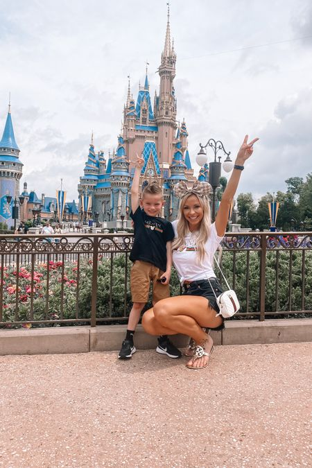 Being his mama is the BEST gift I've ever received 💕 Wishing all the wonderful Mother's the most blessed day today! #mothersday2021  #giftofmotherhood #happymothersday #disneytrip2021 #magickingdom #boymom #motherhood #boymama #earswithloveandmagic   http://liketk.it/3eRXy #liketkit @liketoknow.it