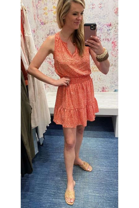 Summer dress + summer sandals for the win!! I love them both so much and you will too! http://liketk.it/3hTT7 #liketkit @liketoknow.it #LTKstyletip #LTKworkwear #LTKshoecrush #evereveambassador #evereveofficial #summerdress #summersandals