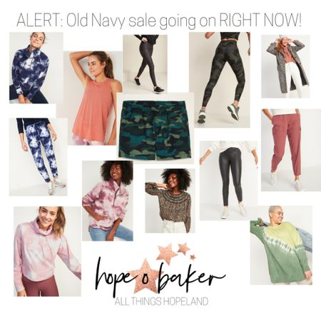 Alert!! Old Navy is having a great sale right now!! Head on over to pick up some must haves. Here is what's in my cart!! 🙌🏽   PS - if you have an Old Navy in your area you can select 2 hour pick up for free! 👏🏽👏🏽   http://liketk.it/35gZO #liketkit #LTKsalealert #LTKcurves #LTKunder50 @liketoknow.it    Screenshot this pic to get shoppable product details with the LIKEtoKNOW.it shopping app