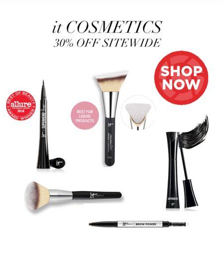 LTK Day is here! Let's save some $$ and still buy all our favorites! 30% off SITEWIDE on it cosmetics!    #LTKbeauty #LTKsalealert #LTKDay #liketkit http://liketk.it/3hjjc @liketoknow.it