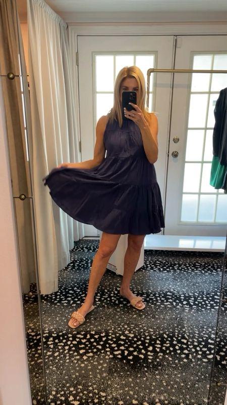 How cute is this dress?? Wearing a size M.     #LTKunder100 #LTKshoecrush #LTKstyletip