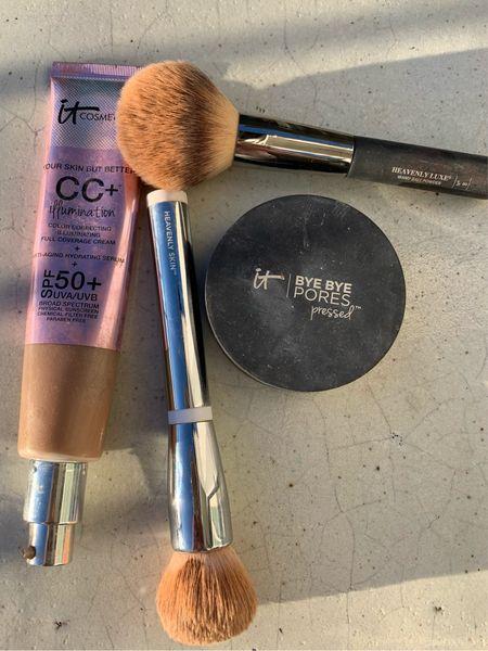 I use these everyday! It cosmetics is one of my favorite brands! I apply this before my blush.  #LTKDAY #LTKSALE     #LTKbeauty #LTKunder50 #LTKunder100