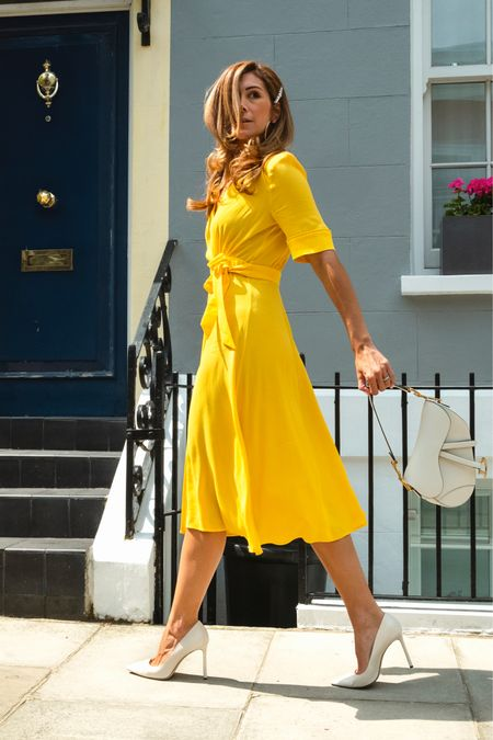 Yellow summer dress 💛 #liketkit @liketoknow.it http://liketk.it/2BV3F