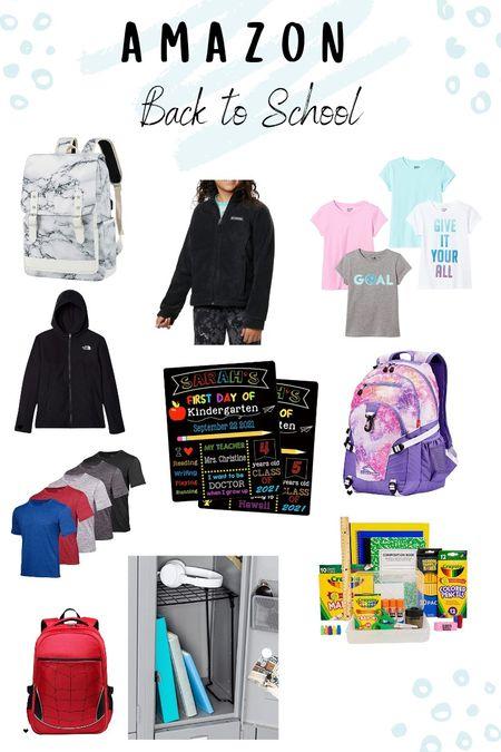 Amazon back to school   #LTKSeasonal #LTKitbag #LTKkids