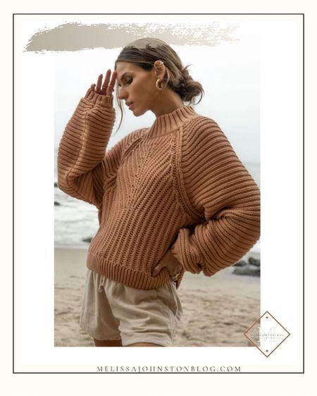 Fall sweaters from Bohme  #LTKworkwear #LTKSeasonal #LTKstyletip