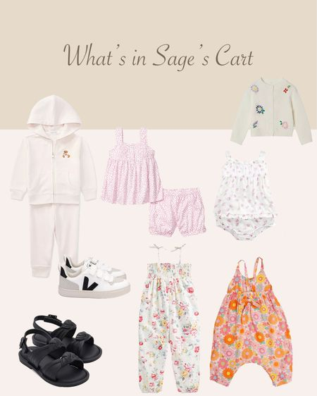 What's in baby Sage's cart!!! #bloomingdales  #LTKkids #LTKbaby #LTKfamily