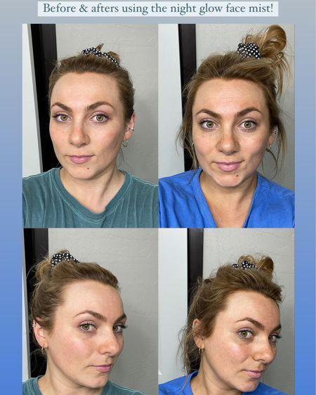 Face self tan Tanner facial Night glow  http://liketk.it/3k2gJ #liketkit @liketoknow.it #LTKunder50 #LTKbeauty