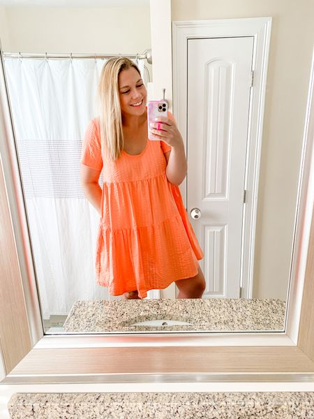 $25 twirl dress with pockets 🤩 Size down 1 for the perfect fit!   #LTKstyletip #LTKunder50 #LTKsalealert