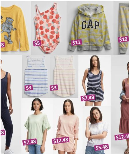 Use code GFQUICK to take an EXTRA 50% off clearance items at Gap Factory!!! Tons of great deals for the entire family!   Gap Factory  Family Kids  #LTKHoliday #LTKunder50 #LTKstyletip