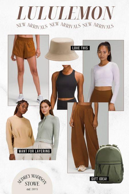 New activewear arrivals at Lululemon I'm loving for fall!   #LTKstyletip #LTKfit #LTKSeasonal