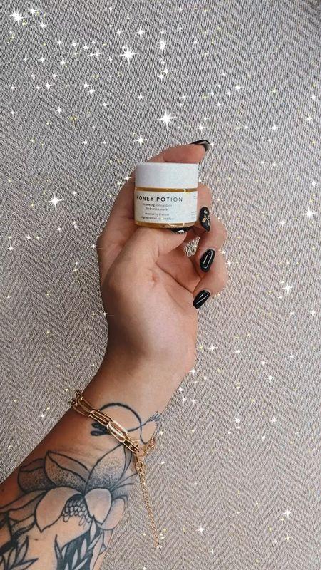The honey potion does wonders for your skin!    #LTKbeauty #LTKstyletip #LTKunder50