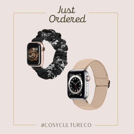 Two new Apple Watch bands!   Amazon Canada     #LTKstyletip #LTKfit #LTKunder50