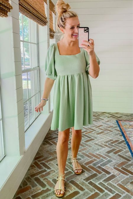Loving this dress + it comes in other colors! On sale today!   #LTKstyletip #LTKsalealert #LTKunder50