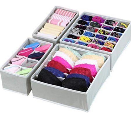 Dresser drawer organizers   #deals #amazon #amazonfinds #dailydeals   #LTKhome #LTKunder50 #LTKstyletip
