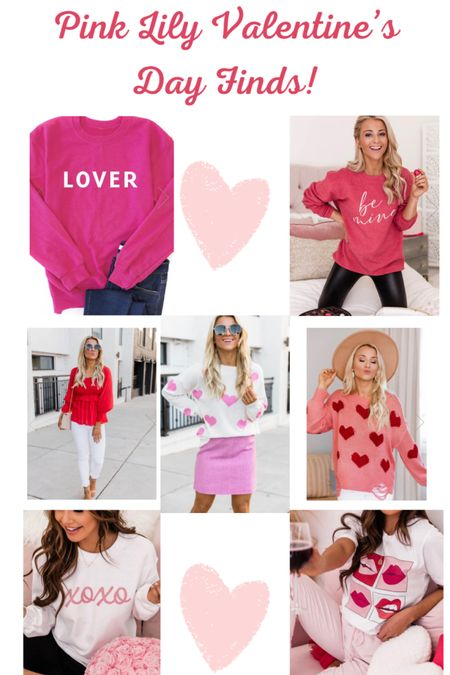 Pink Lily Valentines Day finds! Shop here! #LTKstyletip #LTKunder100 #LTKfit http://liketk.it/35J1B #liketkit @liketoknow.it @liketoknow.it.family @liketoknow.it.home Shop my daily looks by following me on the LIKEtoKNOW.it shopping app