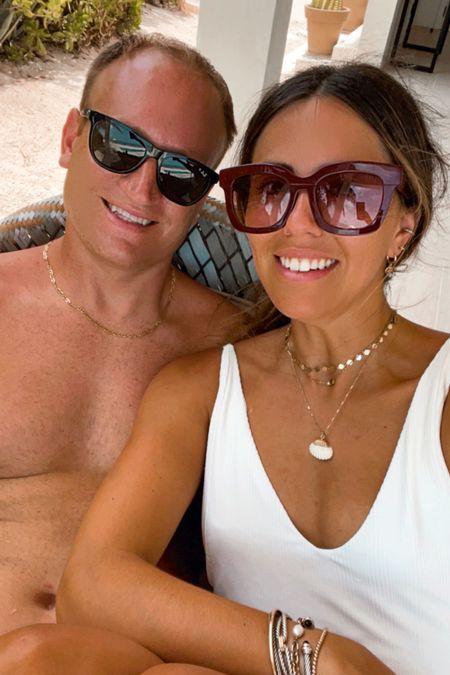 White open back swimsuit for vacation or brides  #LTKswim #LTKbrasil #LTKtravel