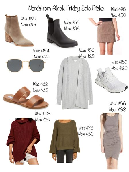 Early Black Friday sales are already happening at Nordstrom! Great deals on ankle booties that were popular from the Nordstrom sale, ray bans (actually ordered this pair myself since I've been wanting it and under $100 is probably the best deal on ray bans!) and a lot of other cute pieces for fall and winter and gift ideas for Christmas! http://liketk.it/31ZgD @liketoknow.it #liketkit #LTKgiftspo #LTKsalealert #LTKunder100